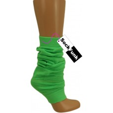 Funky Leg Warmer - Neon Green