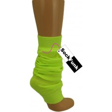 Funky Leg Warmer - Neon Yellow