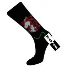 Snoopy Design Sock - Happy Snoopy