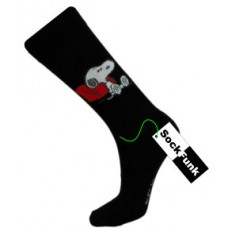 Snoopy Design Sock - Moody Snoopy