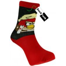 Luke Skywalker Angry Birds Ankle Socks