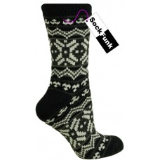 Lines Design Thermal Socks